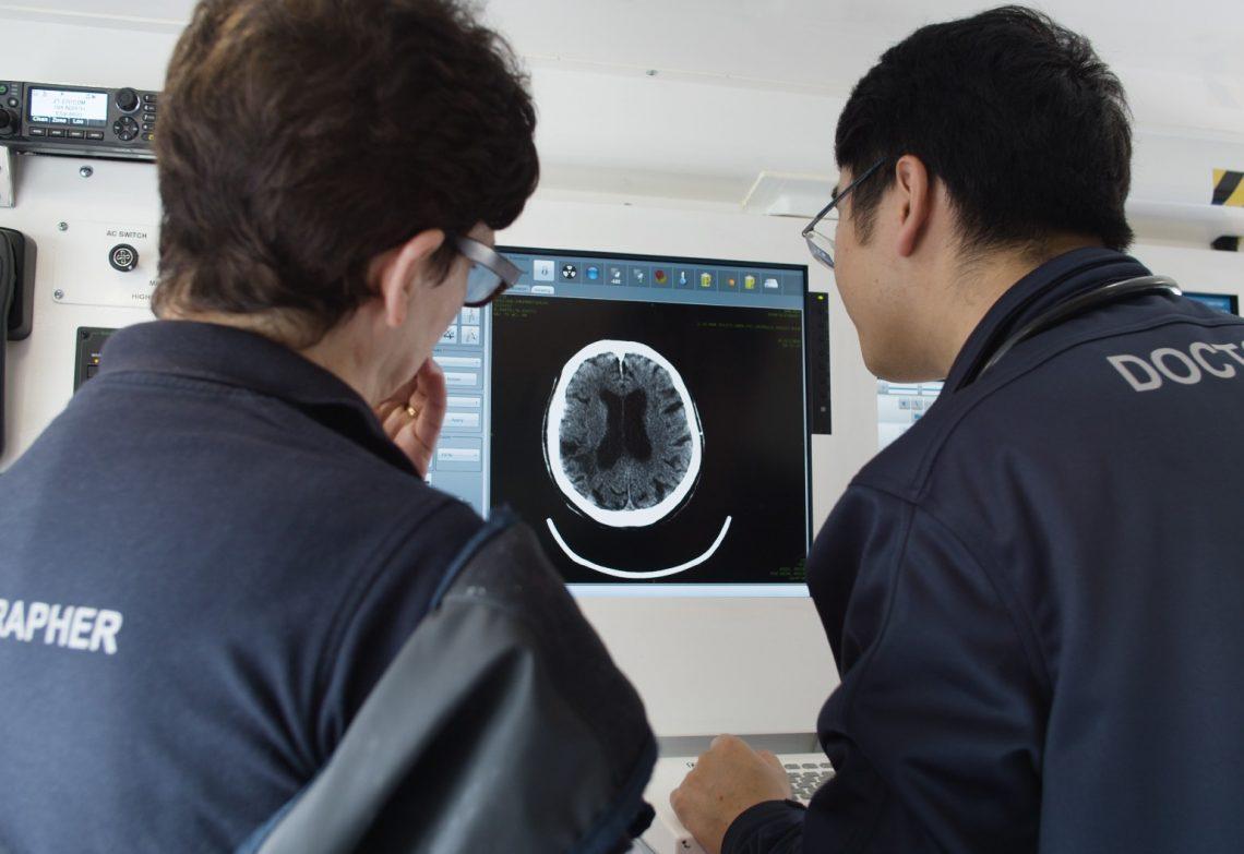 stroke diagnostic view