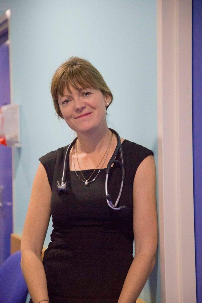 Dr Angie Dos Santos